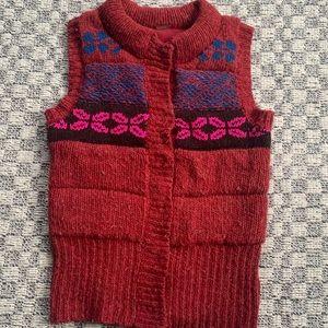 Free People Wool Vest